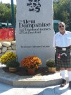 My hubby in his Kilt!